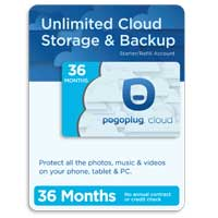 Pogoplug 3-Year Unlimited Cloud Service
