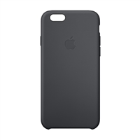 Apple Silicone Case for iPhone 6 - Black