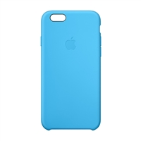 Apple Silicone Case for iPhone 6 - Blue