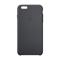 Apple Silicone Case for iPhone 6 Plus - Black