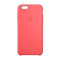 Apple Silicone Case for iPhone 6 - Pink
