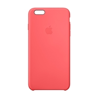 Apple Silicone Case for iPhone 6 Plus - Pink