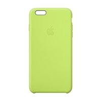Apple Silicone Case for iPhone 6 Plus - Green