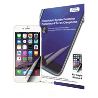Green Onions Supply Crystal Oleophobic Screen Protector for iPhone 6 - 2 Pack