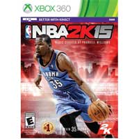 Take Two NBA 2K15 (Xbox 360)