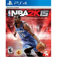 2K Games NBA 2K15 (PS4)