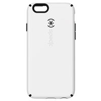 Speck Products CandyShell Case for iPhone 6 - White/Charcoal Gray