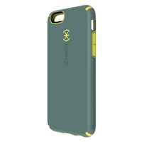 Speck Products CandyShell Case for iPhone 6 - Heritage Grey/Antifreeze Yellow