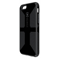 Speck Products CandyShell Grip Case for iPhone 6 - Black/Slate Gray