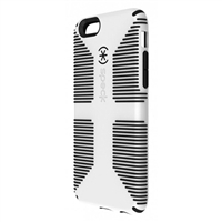 Speck Products CandyShell Grip Cases for iPhone - White/Black