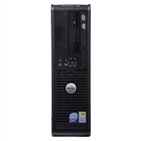 Dell OptiPlex GX755 Desktop Computer Refurbished