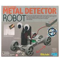 Toysmith 4M Metal Detector Robot