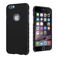 Cygnett AeroGrip Feel Pc Hard Case for iPhone 6 - Black