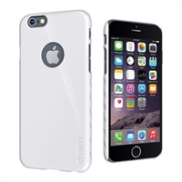 Cygnett AeroGrip Feel Pc Hard Case for iPhone 6 - White