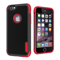Cygnett Workmate Evolution Protective Case for iPhone 6 - Grey/Red