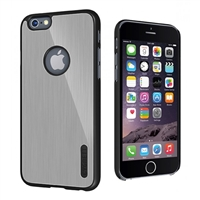 Cygnett UrbanShield for iPhone 6 - Silver Aluminium
