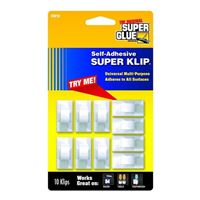 Pacer Technology Super Klips - 10 pack