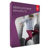 Adobe Premiere Elements 13 Mac/Win