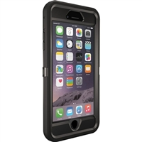 Otter Products Defendr Series Case for iPhone 6 - Black XQ1282