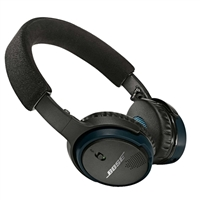 Bose SoundLink On Ear Bluetooth Headphones - Black/Blue