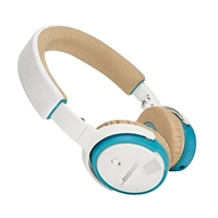Bose SoundLink On Ear Bluetooth Headphones - White