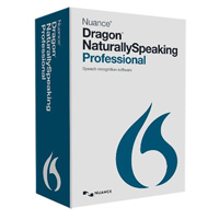 Nuance Dragon NaturallySpeaking Professional v13