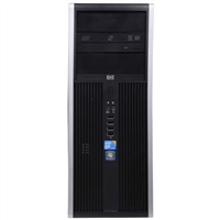 HP Elite 8000 Windows 7 Professional Desktop Computer Refurbished