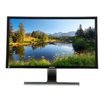 "Samsung 28"" (REFURBISHED) Ultra HD 4k LCD Monitor - U28D590D"