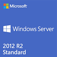 Microsoft Windows Server 2012 R2 Standard Operating System 64-bit English