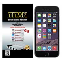 Titan Screen Protectors Extreme Surface Protection Screen Protector for iPhone 6 Plus