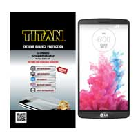 Titan Screen Protectors TITAN SCRNPROT LG G3 EXT