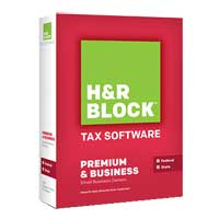 Block Financial Software H&R Block Tax Software - Premium Business