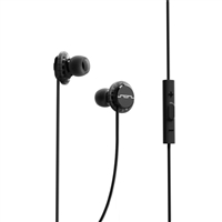 Sol Republic Relays 3 Button Stereo Earbuds - Black