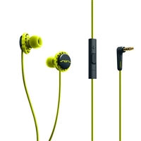 Sol Republic Relays 3 Button Stereo Earbuds - Lemon Lime