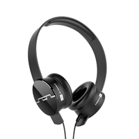 Sol Republic Tracks 3 Button On Ear Headphones - Black