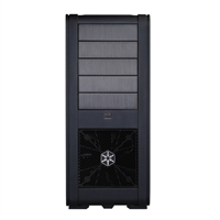 SilverStone FT01B ATX Mid Tower Computer Case - Black