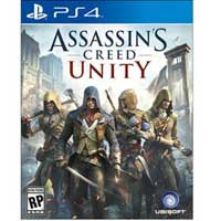 Ubisoft Assassin's Creed Unity Limited Edition Day 1 (PS4)