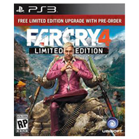 Ubisoft Far Cry 4 Limited Edition Day 1 (PS3)