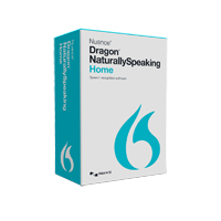 Nuance Dragon Naturally Speaking Home v13 - Keycard