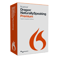 Nuance Dragon Naturally Speaking Premium v13 - 2 user