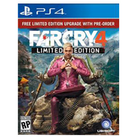 Ubisoft Far Cry 4 Limited Edition Day 1 (PS4)