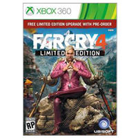 Ubisoft Far Cry 4 Limited Edition (X360)