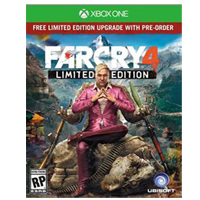Ubisoft Far Cry 4 Limited Edition Day 1 (Xbox One)