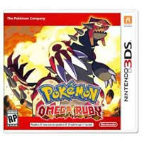 Nintendo Pokemon Omega Ruby (3DS)