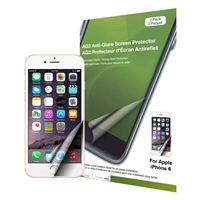 Green Onions Supply AG2 Anti-Glare Screen Protector for iPhone 6 - 2 Pack