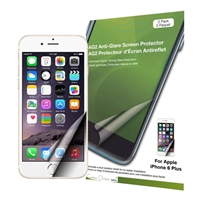 Green Onions Supply AG2 Anti-Glare Screen Protector for iPhone 6 Plus - 2 Pack
