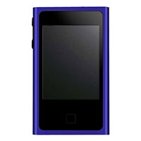 Mach Speed Technologies Eclipse Touch Pro MP3 Player - Cobalt Blue