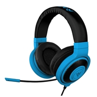 Razer Kraken PRO Neon On Ear Gaming Headset - Neon Blue