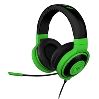 Razer Kraken Pro Neon On Ear Gaming Headset - Neon Green
