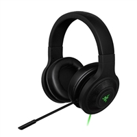 Razer Kraken USB Essential Gaming Headset - Black